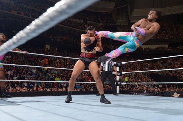 AJスタイルズ王座奪取ならず!セス・ロリンズ復活『WWEエクストリームズ・ルールズ2016』【写真追加】