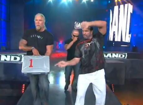 TNAタッグ王者スコット・ホール...