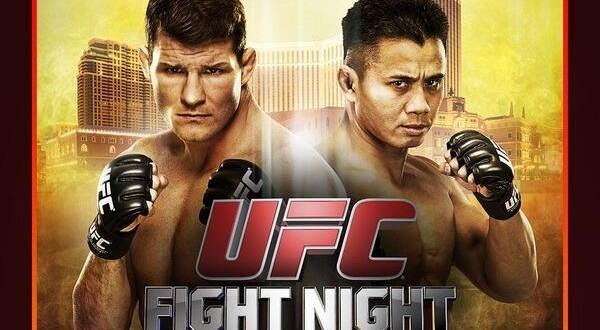 マイケル・ビスピン復活KO勝利!安西信昌はTKO負け、佐々木憂流迦は一本勝ち8・23『UFC Fight Night 48』