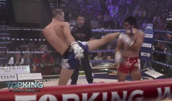Rungravee Sasiprapa Gym vs Dmitry Varets 1