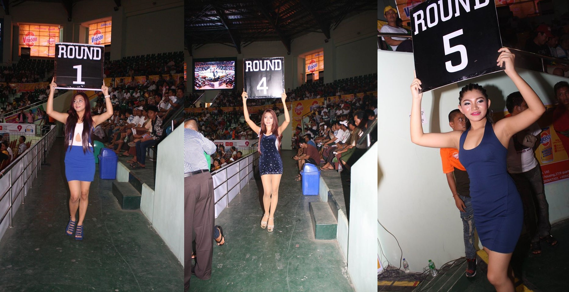 ring girls