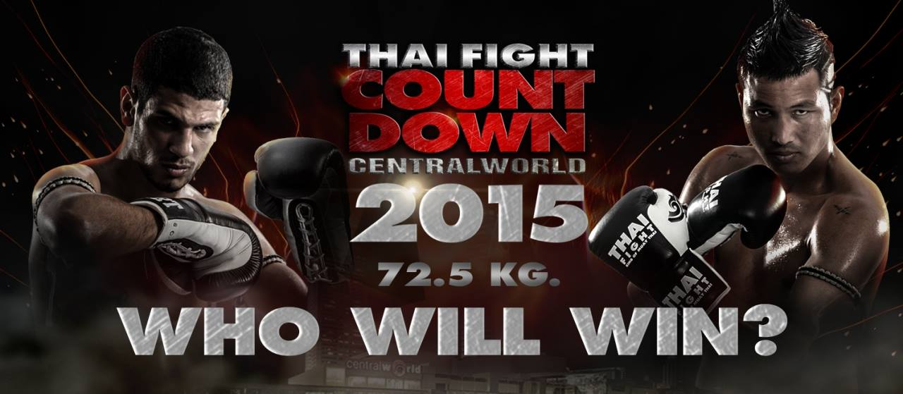 POLO THAI FIGHT COUNT DOWN