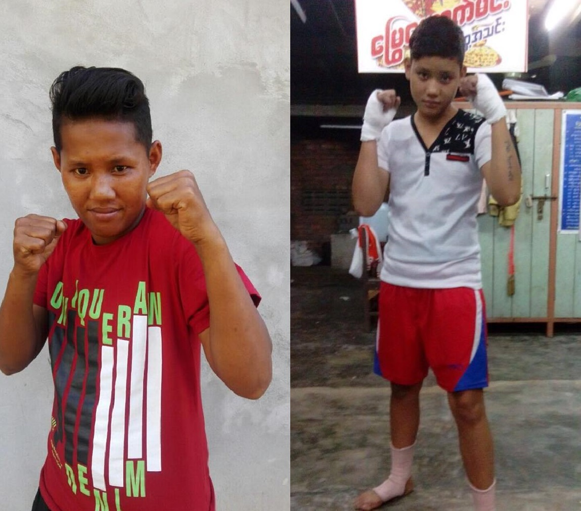 Hay Mam Soe ※3 times gold medal (2times Lethwei 1 time Boxing)vs. White Cobra