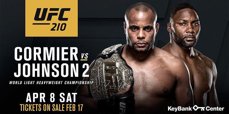 ファイトクラブ]4・8 UFC 210で...
