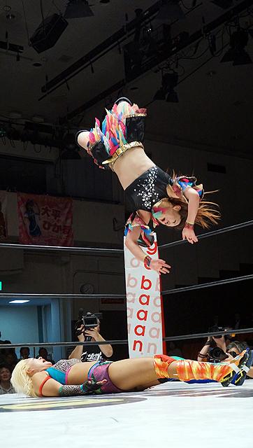 "SEAdLINNNG:""Go! Beyond"" Nanae Takahashi gana torneo y se corona 3"